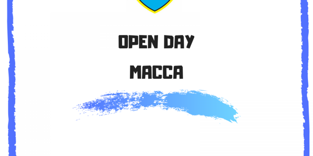 Open day Macallesi