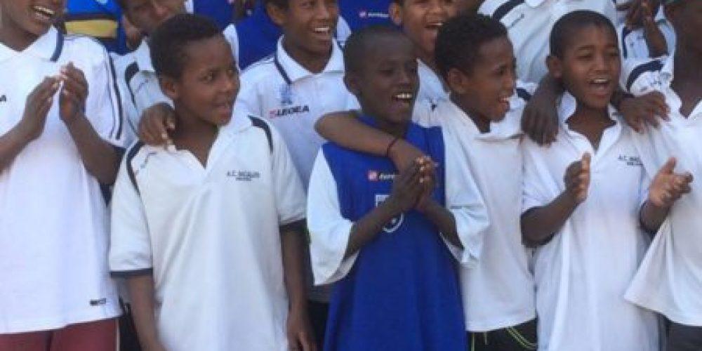 La Macallesi arriva in Etiopia