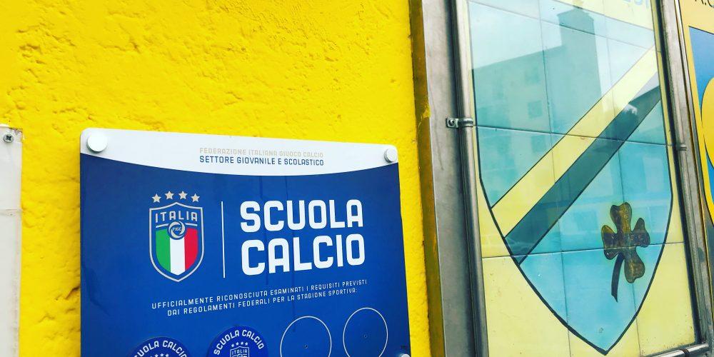 La Macallesi è Scuola calcio riconosciuta anche per la stagione 2018/2019