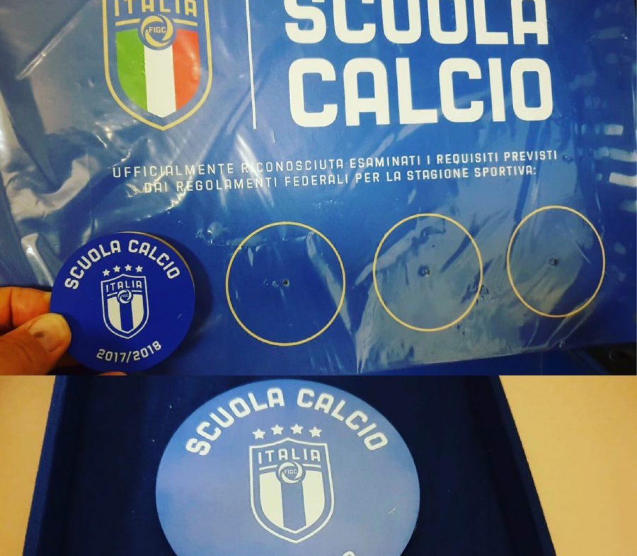 L'AC Macallesi riconosciuta ufficialmente come scuola calcio!