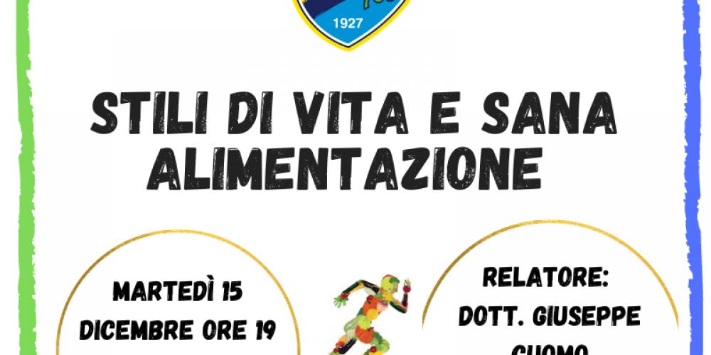 3° Incontro informativo Scuola calcio riconosciuta