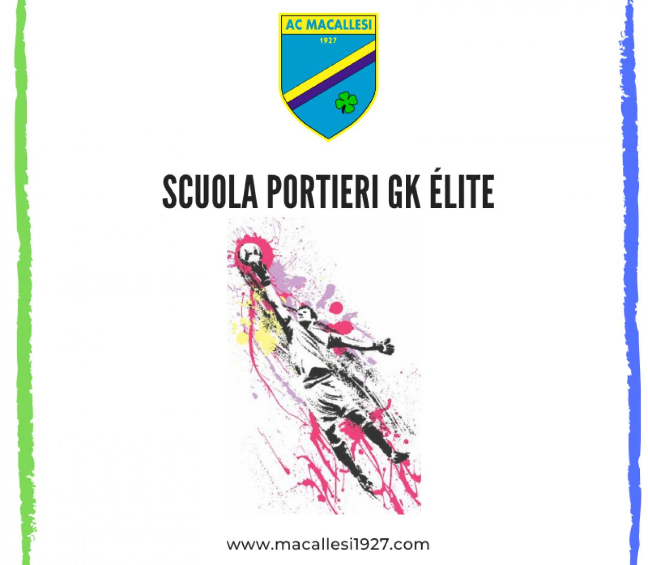 Scuola portieri GK Élite