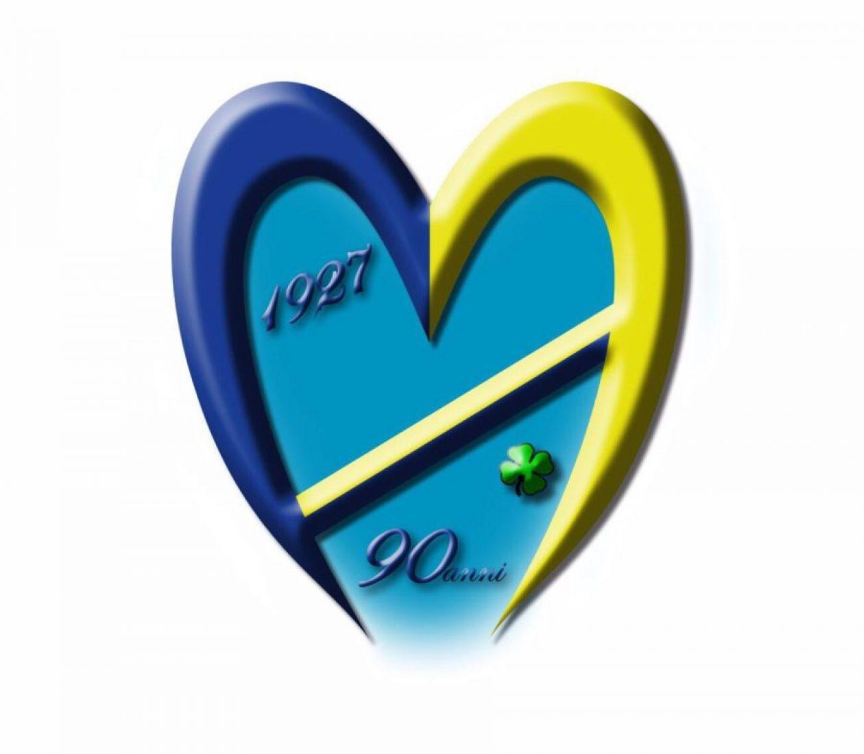 Logo ufficiale 90 anni Macallesi